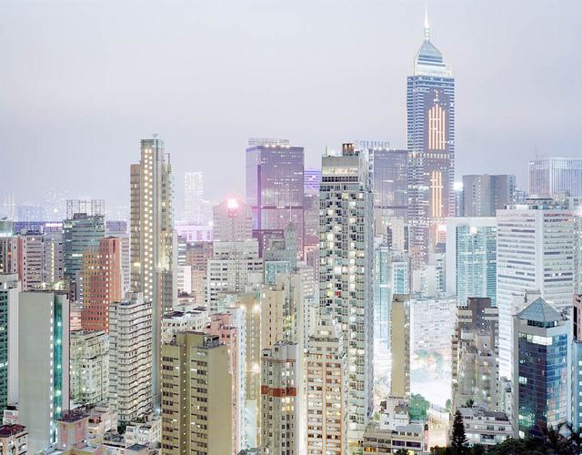 Hong-Kong Skyscraper